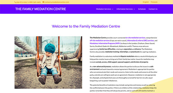 mediation-centre-website