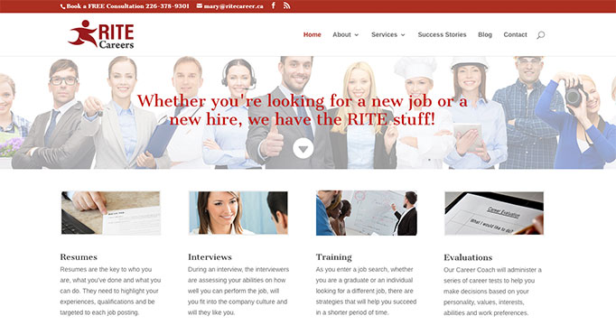 rite careers website